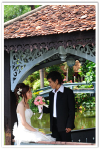 Aom & Yut Wedding
